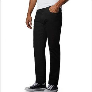 LEVI'S Athletics Taper 541 Black Jeans Stretch 54